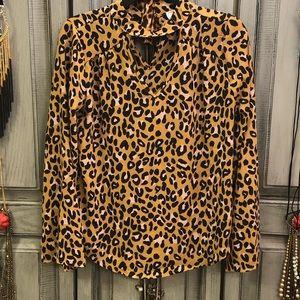 Tops - Leopard top